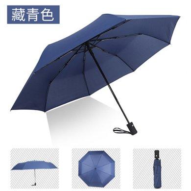 DAIYI戴奕傘 自動開收8骨大傘面碰擊布雨傘