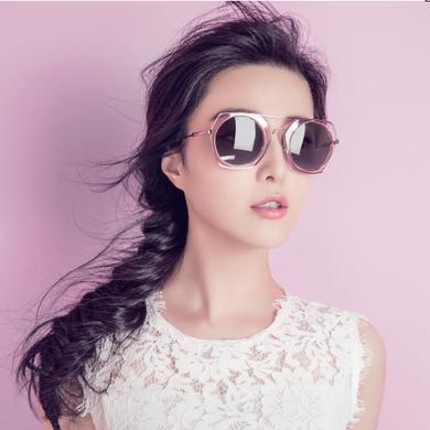 新款帕莎 范冰冰代言 時尚太陽鏡 女士墨鏡偏光鏡走秀款