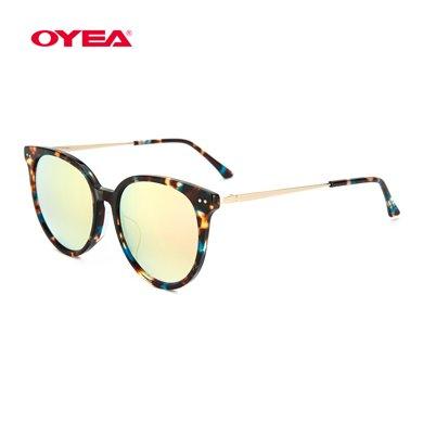 oyea歐野太陽鏡黛顏時尚潮開車防紫外線太陽眼鏡駕駛鏡