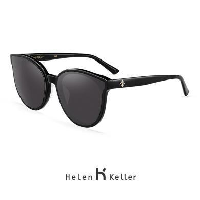 海倫凱勒18新款男士個性偏光太陽鏡時尚潮墨鏡女開車司機鏡H8710