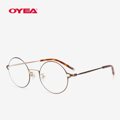 OYEA歐野眼鏡17春夏新品近視鏡套餐精致女款元気系列MF17M014