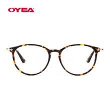 OYEA欧野眼镜17春夏新品近视镜套餐精致女款琉彩系列MF17C012