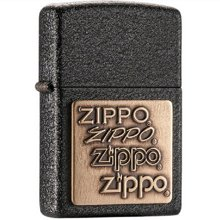 Zippo打火机362(四代铜)
