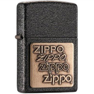 Zippo打火機362(四代銅)