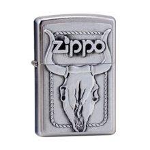 ZIPPO打火机20286(牛头骨)