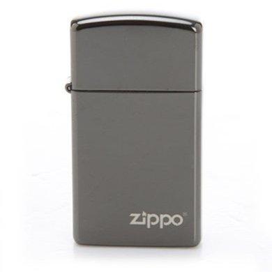 ZIPPO打火機28123ZL(炫酷黑色)