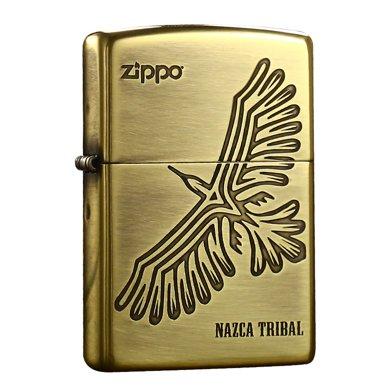 ZIPPO打火机(纳斯卡-1)古铜