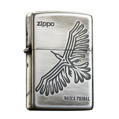 ZIPPO打火机(纳斯卡-2)银色