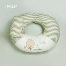 良良 哺乳枕頭多功能孕婦枕護腰枕側睡枕 寶寶學坐枕嬰兒喂奶枕