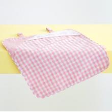 良良嬰兒枕巾0-3月抱寶寶手臂枕頭巾夏季喂奶新生兒哺乳套袖枕巾