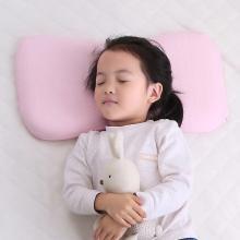 呵寶嬰兒定型枕多功能記憶棉枕0-6歲新生兒睡覺枕頭