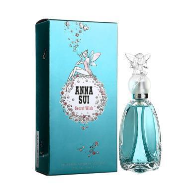 【支持購物卡】美國ANNA SUI安娜蘇 許愿精靈女士香水EDT 50ml