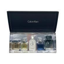 【支持购物卡】法国Calvin klein香水五支装礼盒小样10ml*5 CK香水 香港直邮