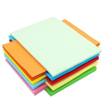 傳美 A4 80G 彩色復印紙 粉紅色 500張 包 單包裝(A4 80G)