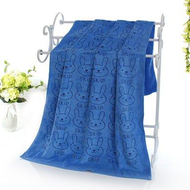 海謎璃(HMILY)柔軟輕膚吸濕透氣耐磨耐洗單條裝浴巾H304