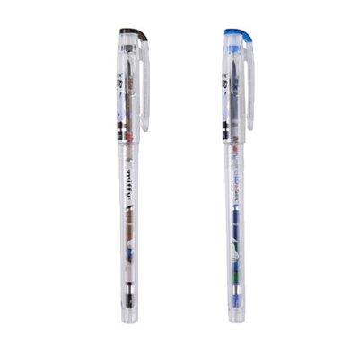 晨光文具中性筆0.38mm米菲水筆 全針管學習辦公用品 MF2018