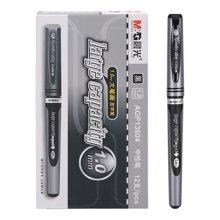 晨光文具 中性笔 大笔画 签字推荐1.0mm 学习用品 办公 AGP13604