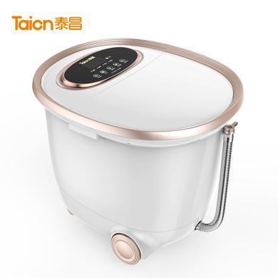泰昌(Taicn)TC-1700足浴盆全自動加熱按摩洗腳盆足浴器電動泡腳盆家用深桶